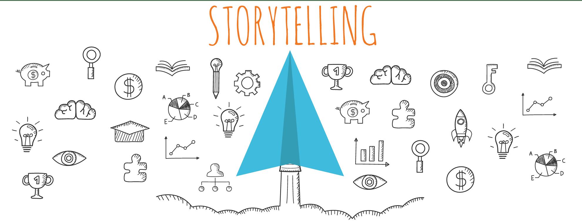 El storytelling puede ayudar en tu negocio