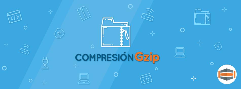 ¿Cómo funciona la compresión gzip? ¿De que manera trabaja?