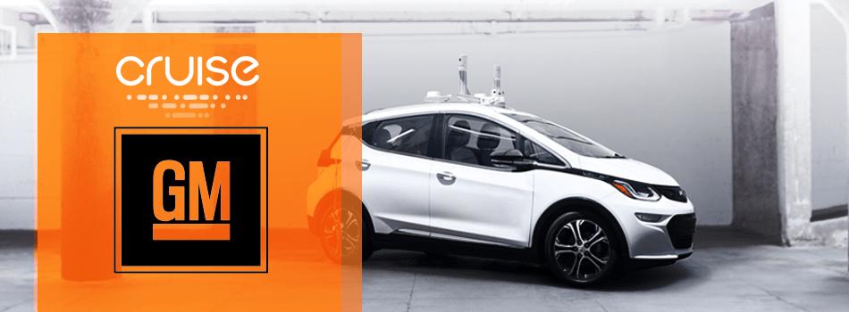 Cruise AV, el Chevrolet Bolt EV de General Motors, auto sin timón y sin pedales
