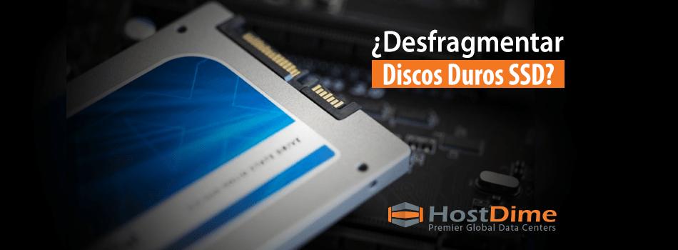 ¿Por qué los discos duros SSD no necesitan ser desfragmentados?