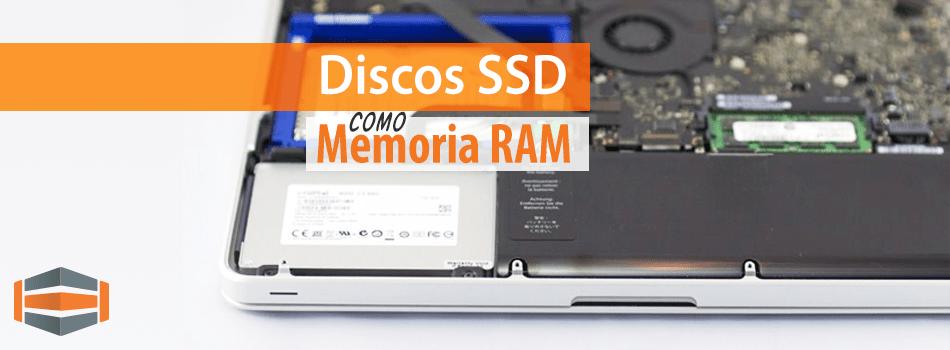 ¿Puedo usar mi disco SSD como memoria RAM?