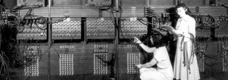 Eniac-Historia de los Data Centers